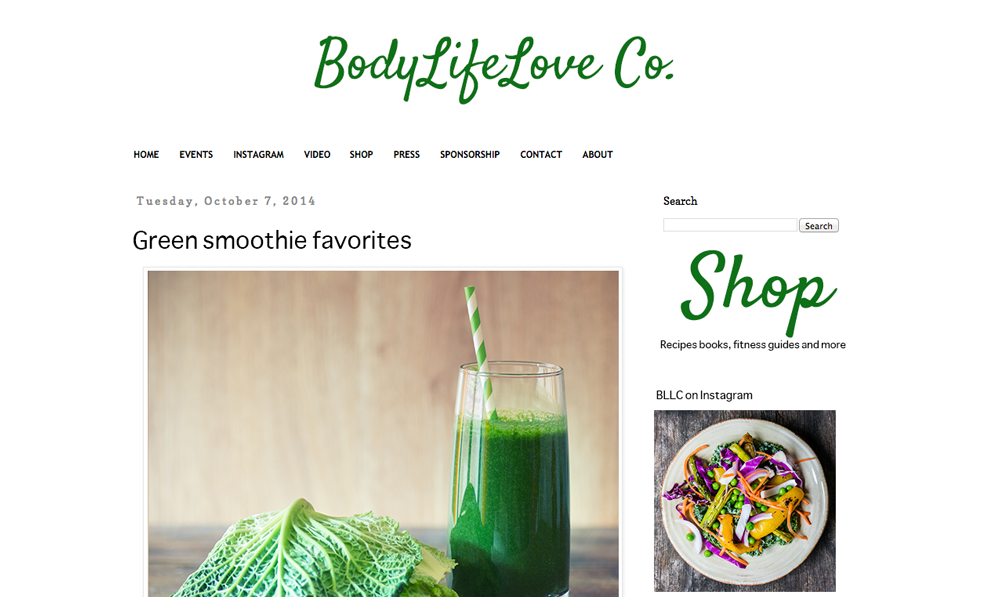 How can I add a store to my Blogger blog?